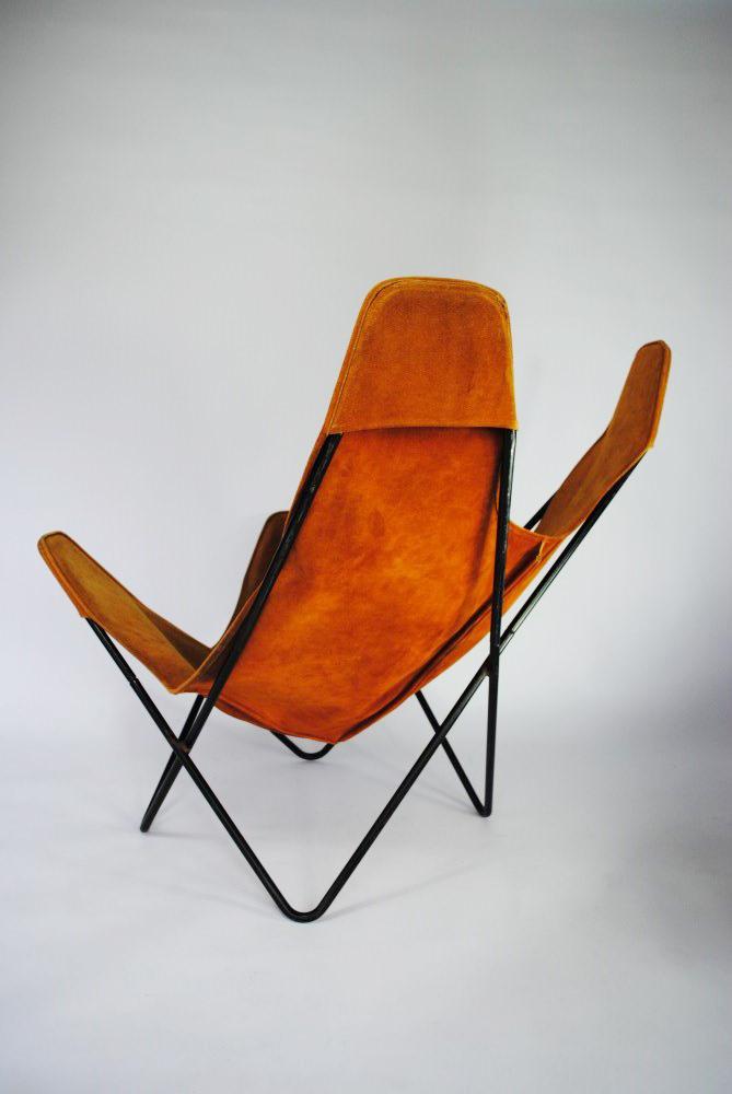 Hardoy butterfly chair - Palissander - Palissander