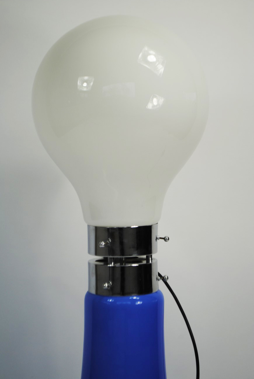Nason floor lamp palissander palissander for Floor lamp 100cm