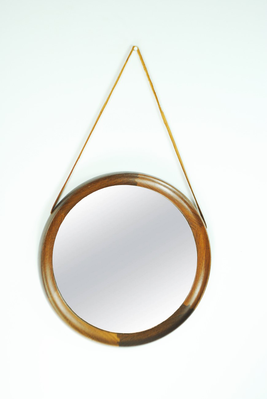 Extra spiegel palissander palissander for Spiegel extra